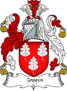 Goggin Coat of Arms